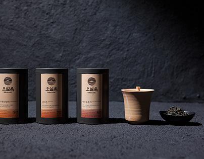 Osulloc Pure Tea Line