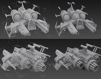 3D Designs (2012-2013)