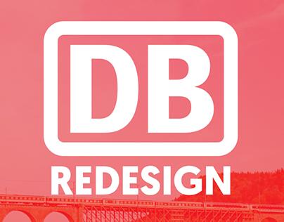 Deutsche Bahn Redesign