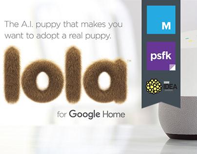 Lola - for Google Home