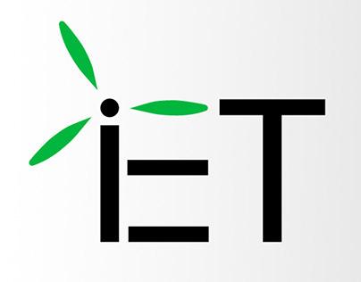 Innovative energy technology company logo