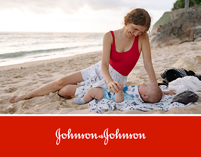 Johnson & Johnson — Corporate Website