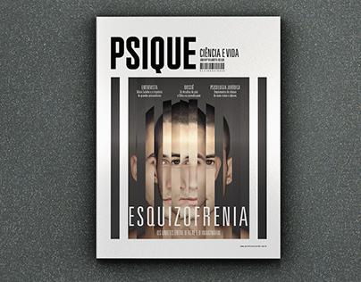 Editorial Design - Psicology magazine.