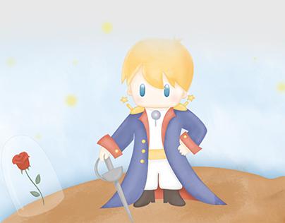 Little Prince - Birthday Theme