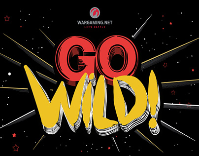 Go Wild. Wargaming New Year Party.