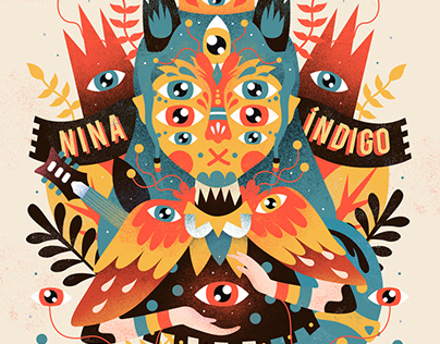 NINA INDIGO