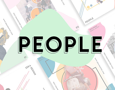 People Poster Collection
