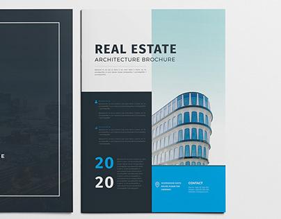 Realestate/Architecture Brochure