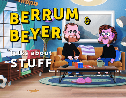 Berrum & Beyer talks about stuff
