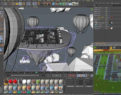Video3D - Animación -Modelado & Renderizado