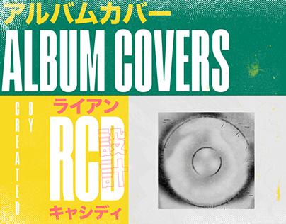Re-imagined Album Covers