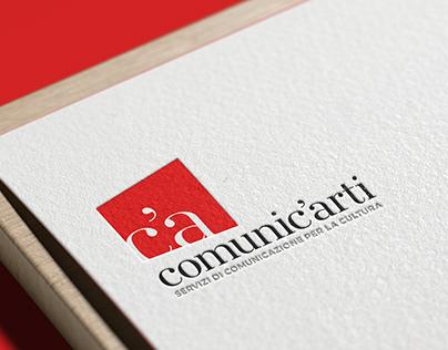 Logo per Comunic'arti