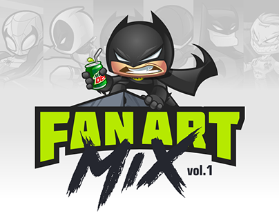Fan Art Mix Volume 1