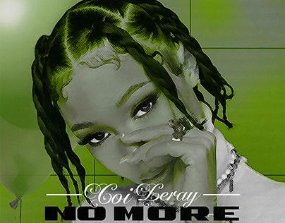 No More Parties   Coi Leray • Cover art