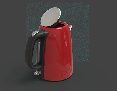 KAMBROOK kettle (in the process)