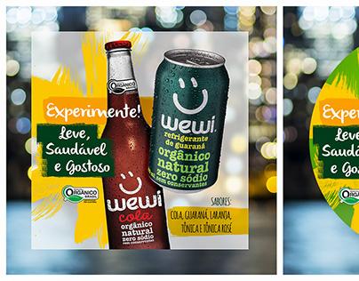 WeWi Refrigerante Orgânico