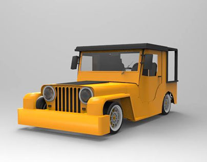Owner-Type Jeep Revamp
