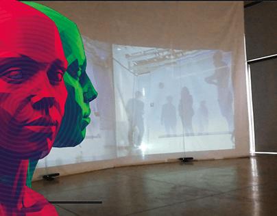 DISE2621_InstalacionTiempo • Interactive installation