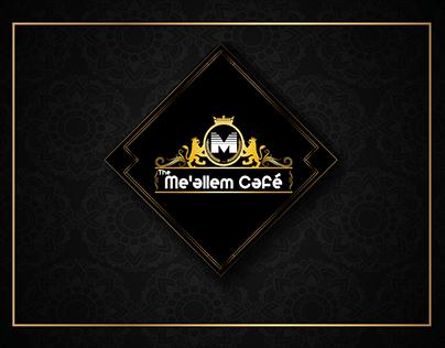 The Me'allem Cafe-Menu Design