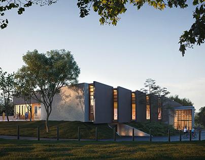 Cricket Centre | Design by CO-OP STUDIO