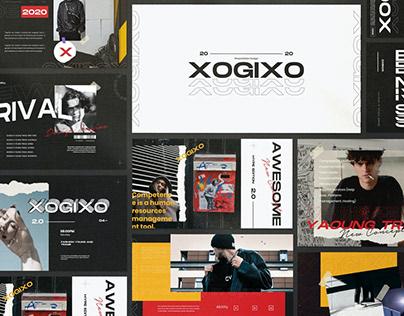 XOGIXO Presentation Template