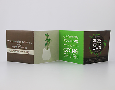 Grow Your Own Campaign