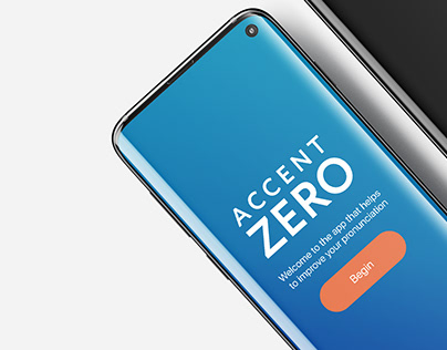 Accent zero: Application design