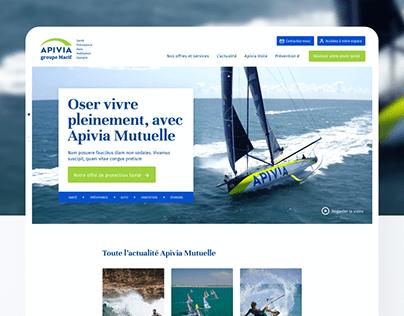 Website - UI & UX Design
