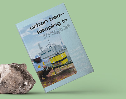 """book about """"urban beekeeping"""""""