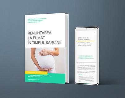 Book Design for Cluj School of Public Health