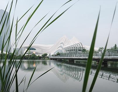 Changsha Meixihu International Culture and Art Centre
