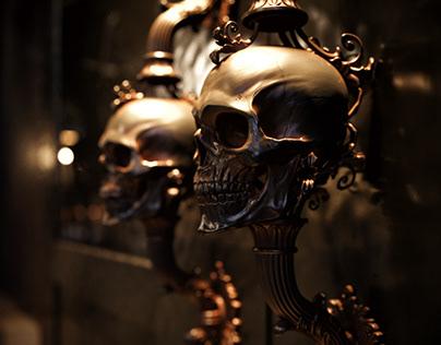 The Skull Lounge | Version 2