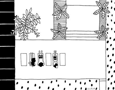 Un día menos | Illustration