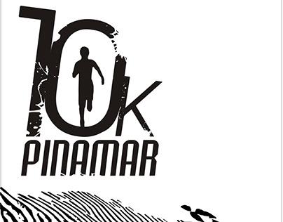 Maraton Pinamar 10k - Identidad corporativa