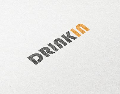 [Logo/Design] Drinkin