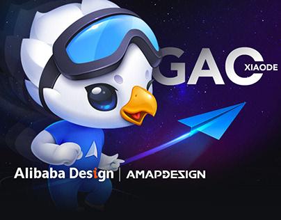 AMAP Mascot Design