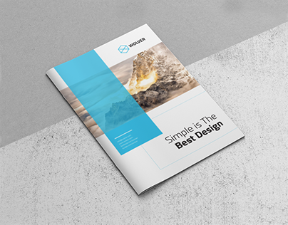Creative Brochure Template Vol. 05