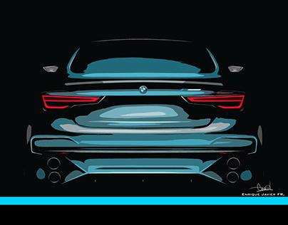 BMW Bocetos