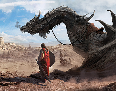 Dragon - Creature Design