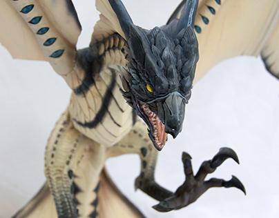 Legiana Wyvern Sculpt (Monster Hunter)