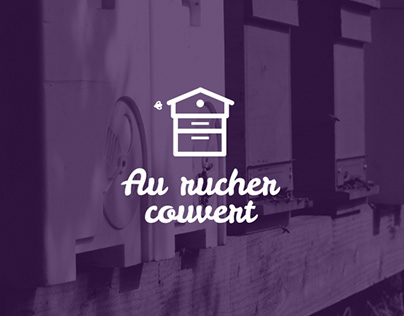 LOGO + PACKAGING - Au rucher couvert