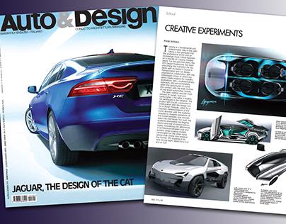 Publications: Top Gear, Auto&Design