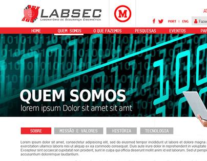 Laboratório de Segurança Cibernética - Mackenzie