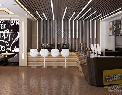 cafe & restraunt interior design