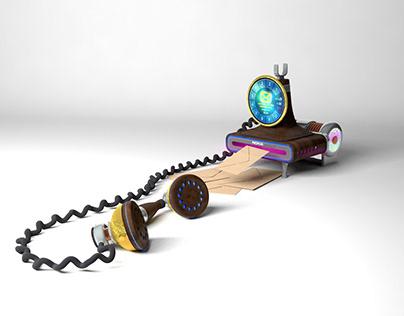 Nokia Teleporter 3000