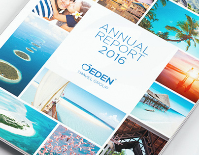 edentravel group annual report & website