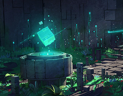 Forgotten Future: Interior