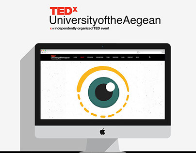 TEDx -TEDxUAegean 2016 - Website