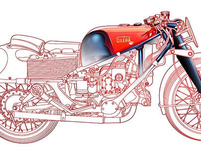 Vehicle Technical Illustrations