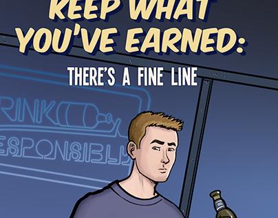 Keep What You've Earned: Comic